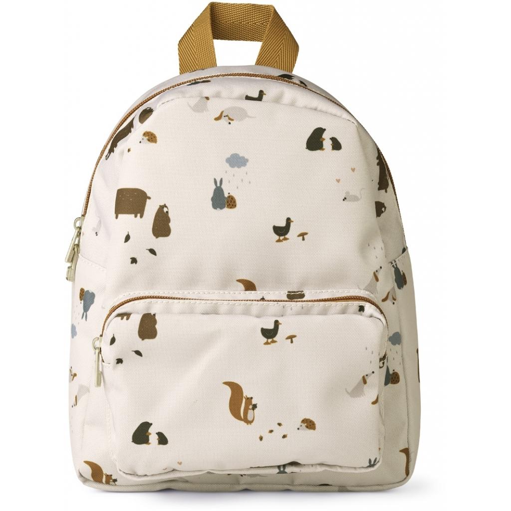 Liewood Allan backpack, Friendship sandy mix