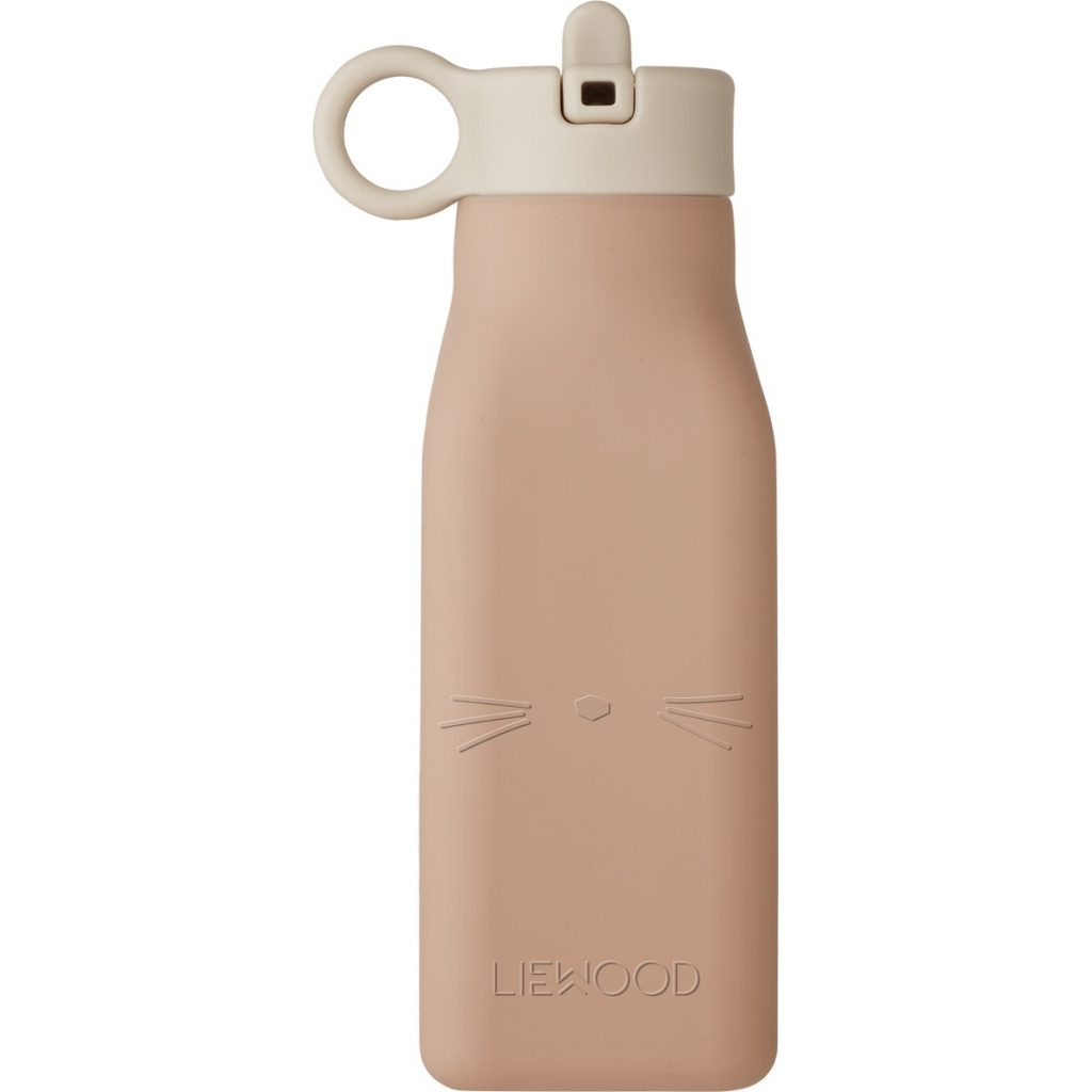 Liewood Warren bottle, Cat Rose