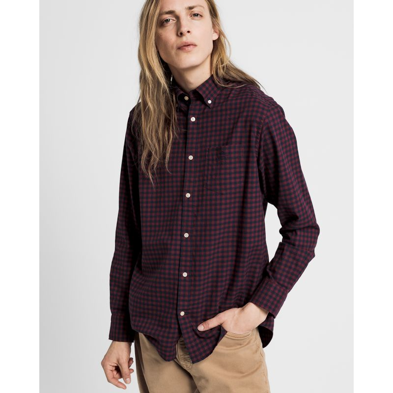 Gant  D2.WINTER TWI BUFFALO CHECK REG BD