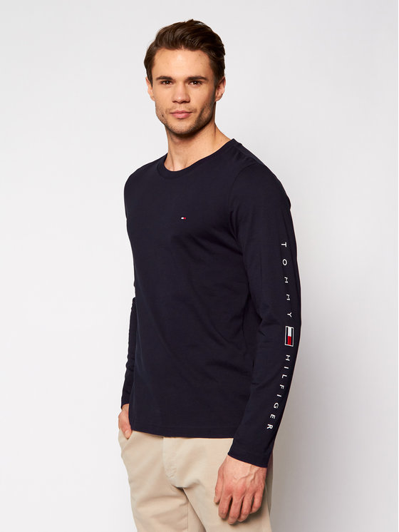 Tommy Hilfiger ESSENTIAL TOMMY LS TEE