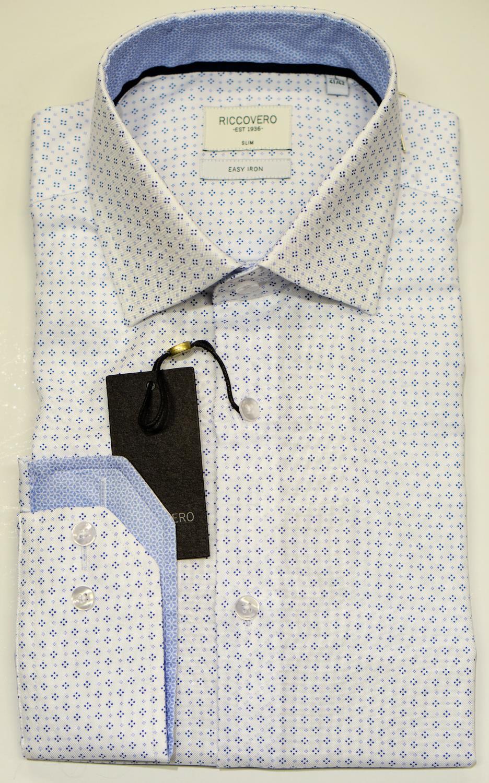 Riccovero Cairo Slim Fit Skjorte