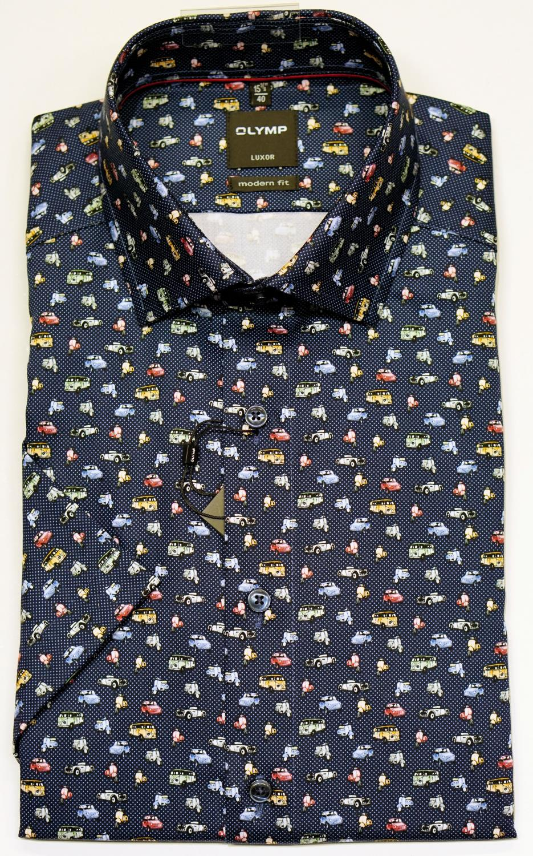 Olymp k/erm skjorte