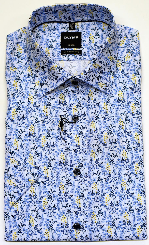 Olymp kortermet skjorte