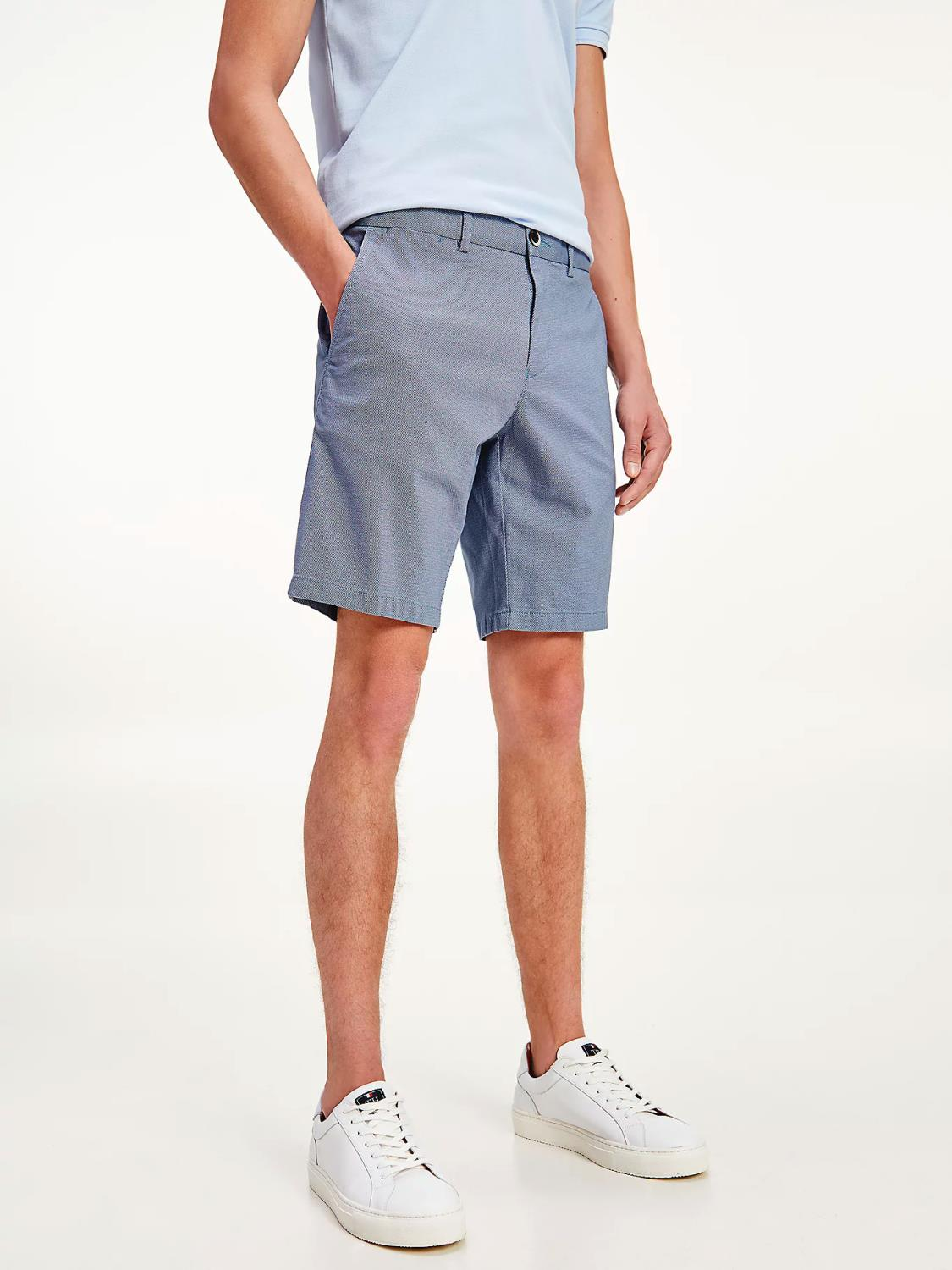 Tommy Hilfiger BROOKLYN PRINTED STRUCTURE SHORT