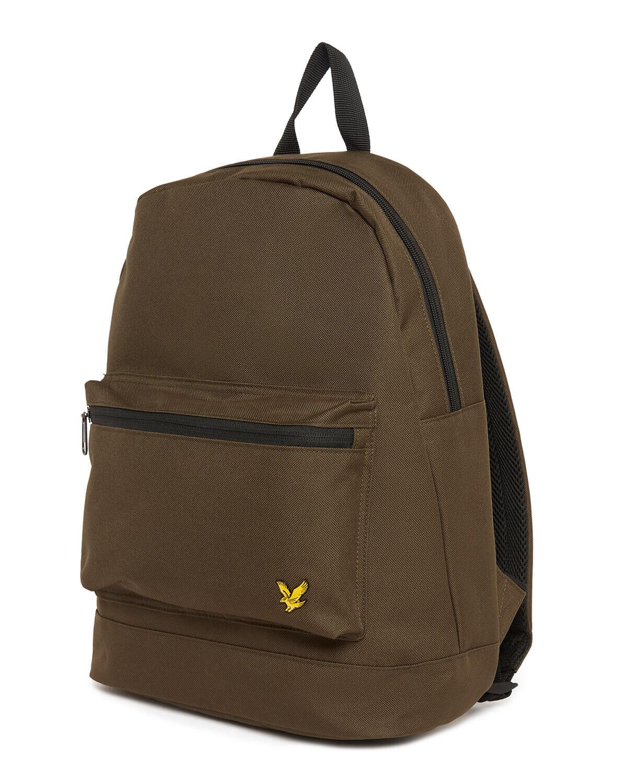 Lyle&Scott Olive Backpack