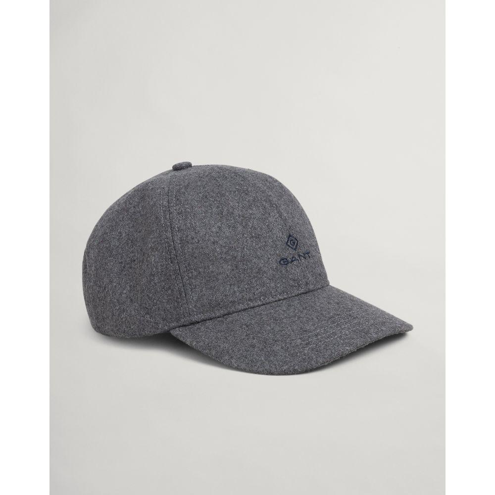 Gant MELTON CAP STONE MELANGE