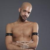 Mr.B Bicepsbånd Studs*