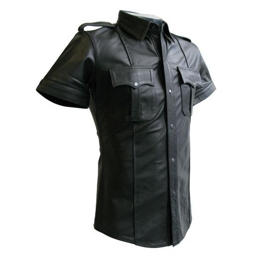 Mr.B Police Shirt Skinn*