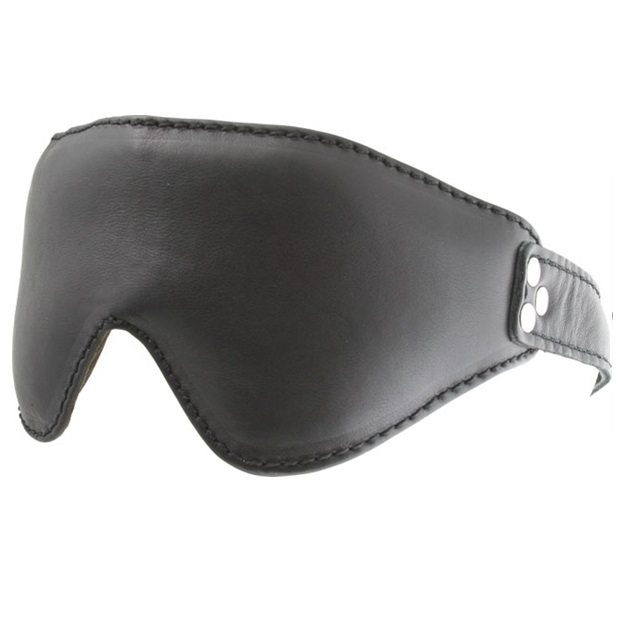 Mr.B Padded Blindfold Skinn