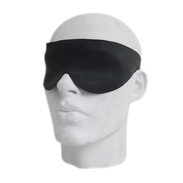 Mr.B Rubber Blindfold