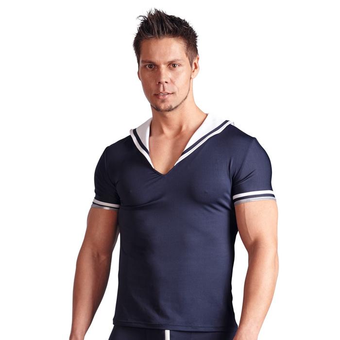Blå Matros Skjorte*