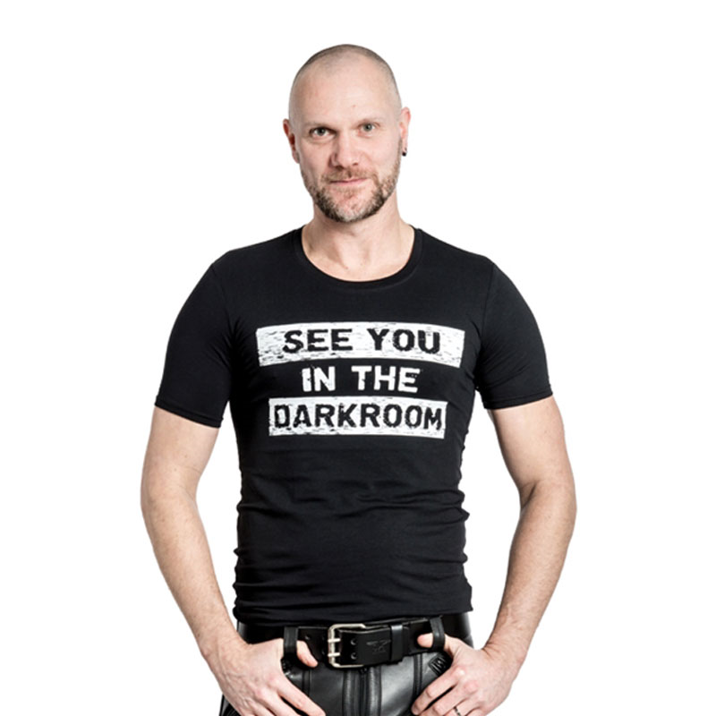 Mr.B DARKROOM T-Shirt*