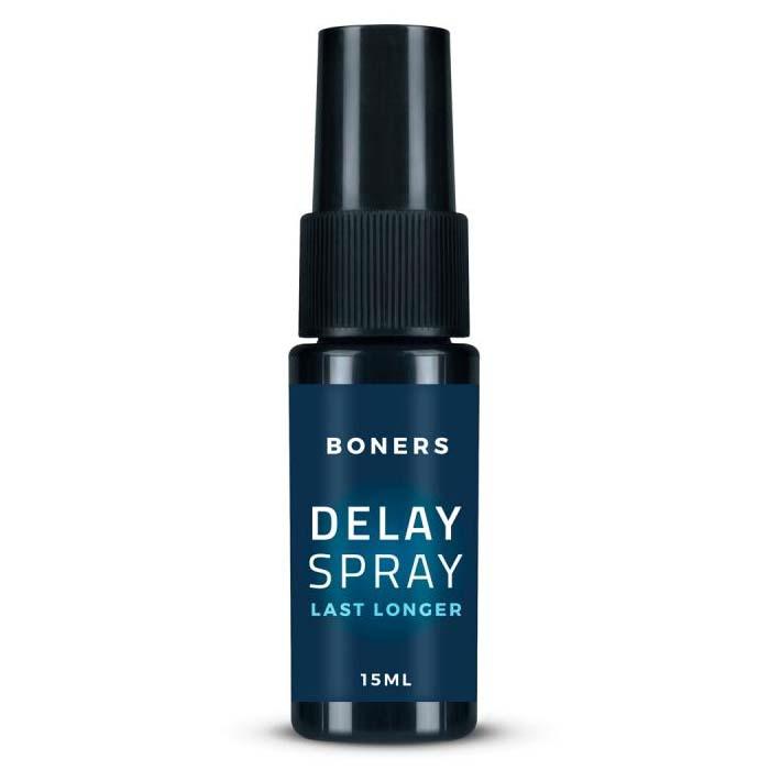 Boners Delay Spray 15ml