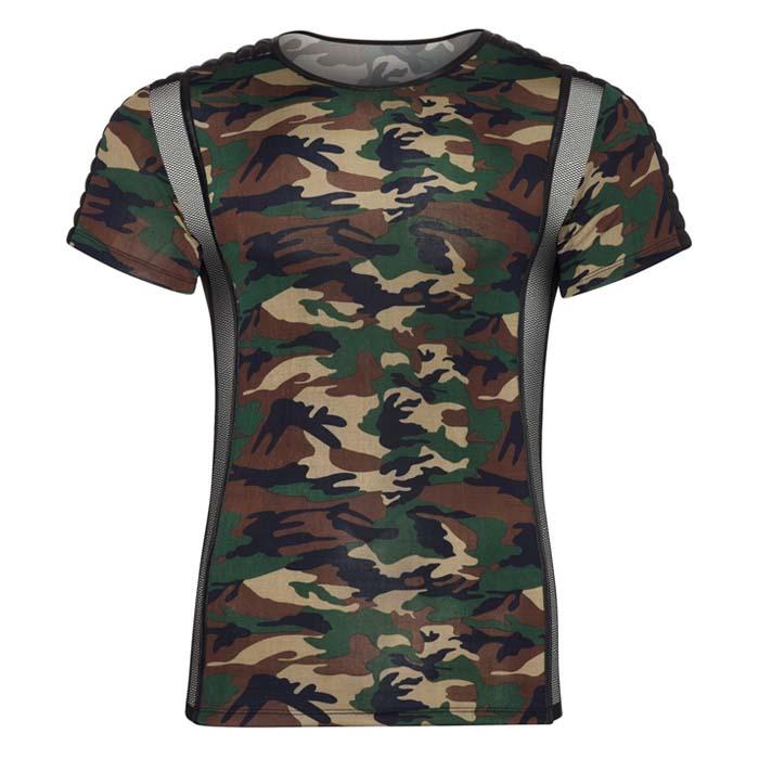 Calvin Camo Shirt