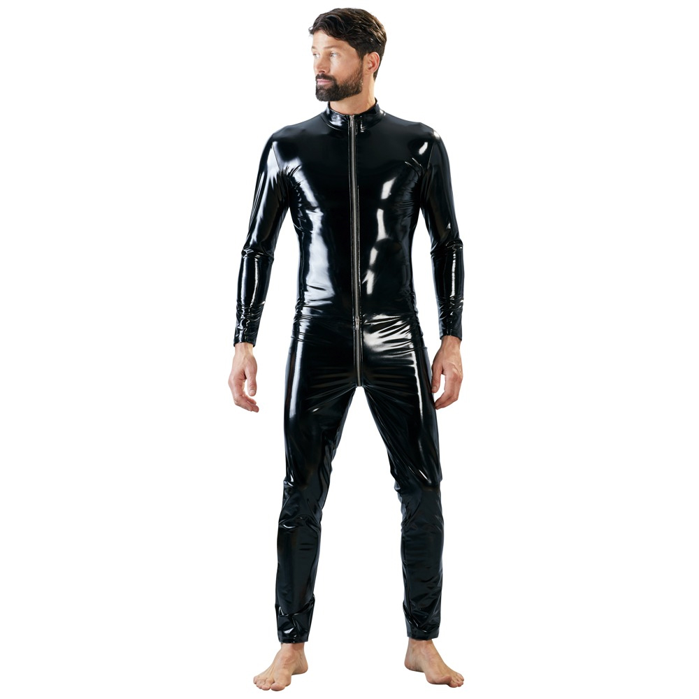 Timo Catsuit Lakk BlackLevel