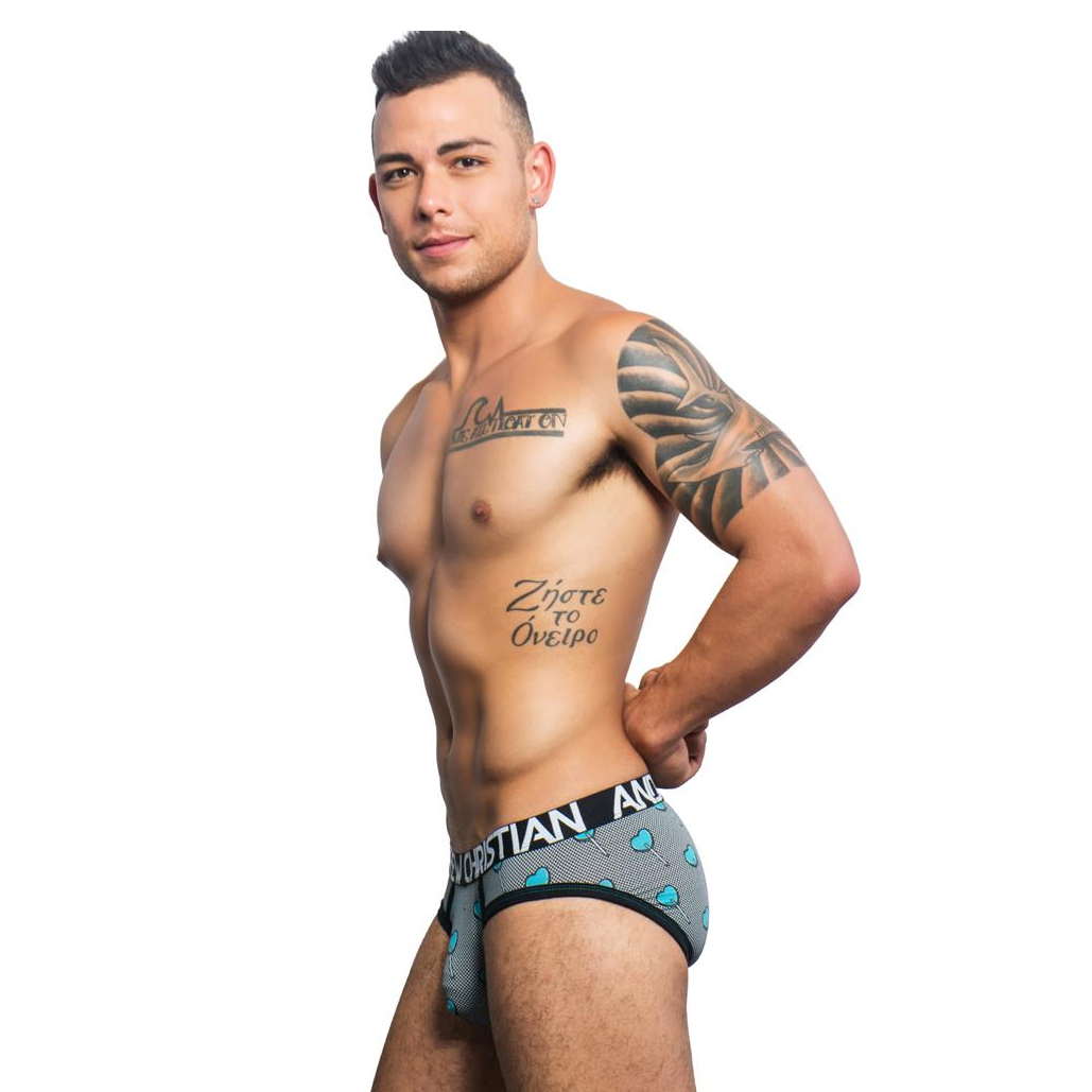 Andrew Christian Suck-it Brief*
