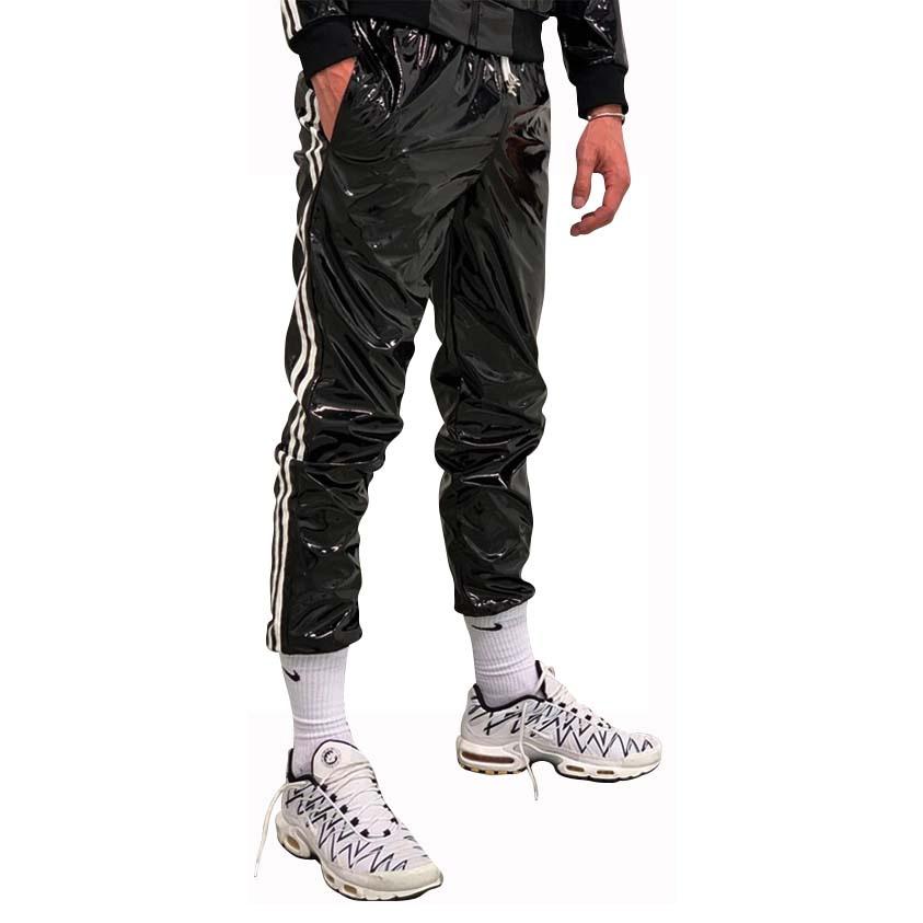 Mr.B Riegillio PVC Tracksuit Bukse