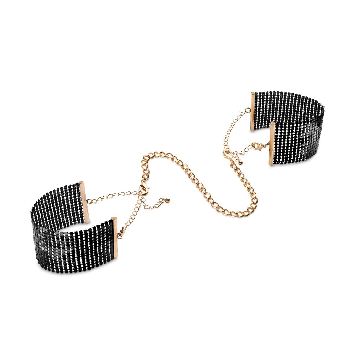 Bijoux Metallique Håndmansjetter