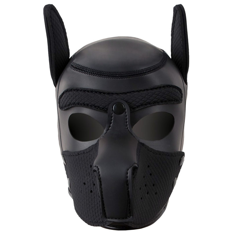 BadKitty Dog Face Mask