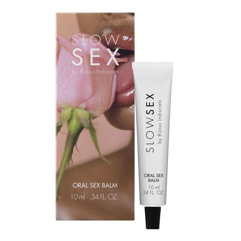 Slow Sex Oral Sex Balm 10ml
