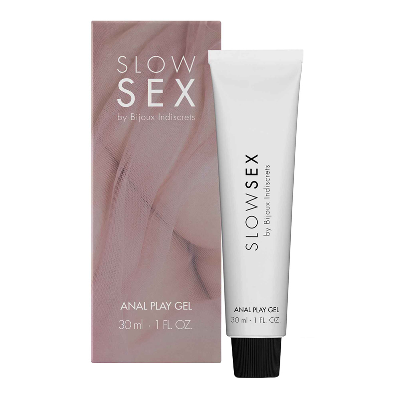 Slow Sex Anal Play Gel Relax 30ml