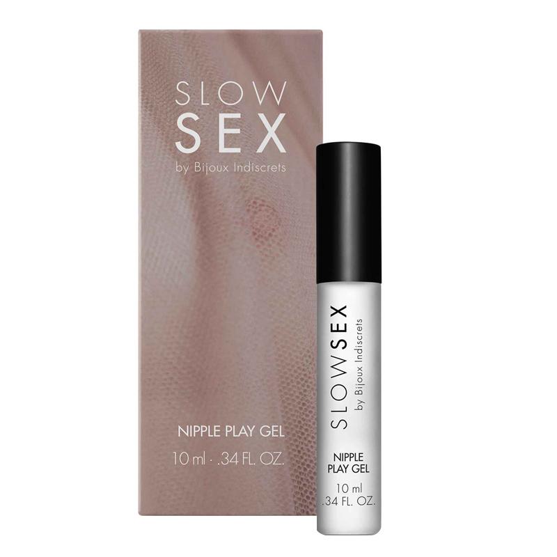 Slow Sex Nipple Play Gel 10ml