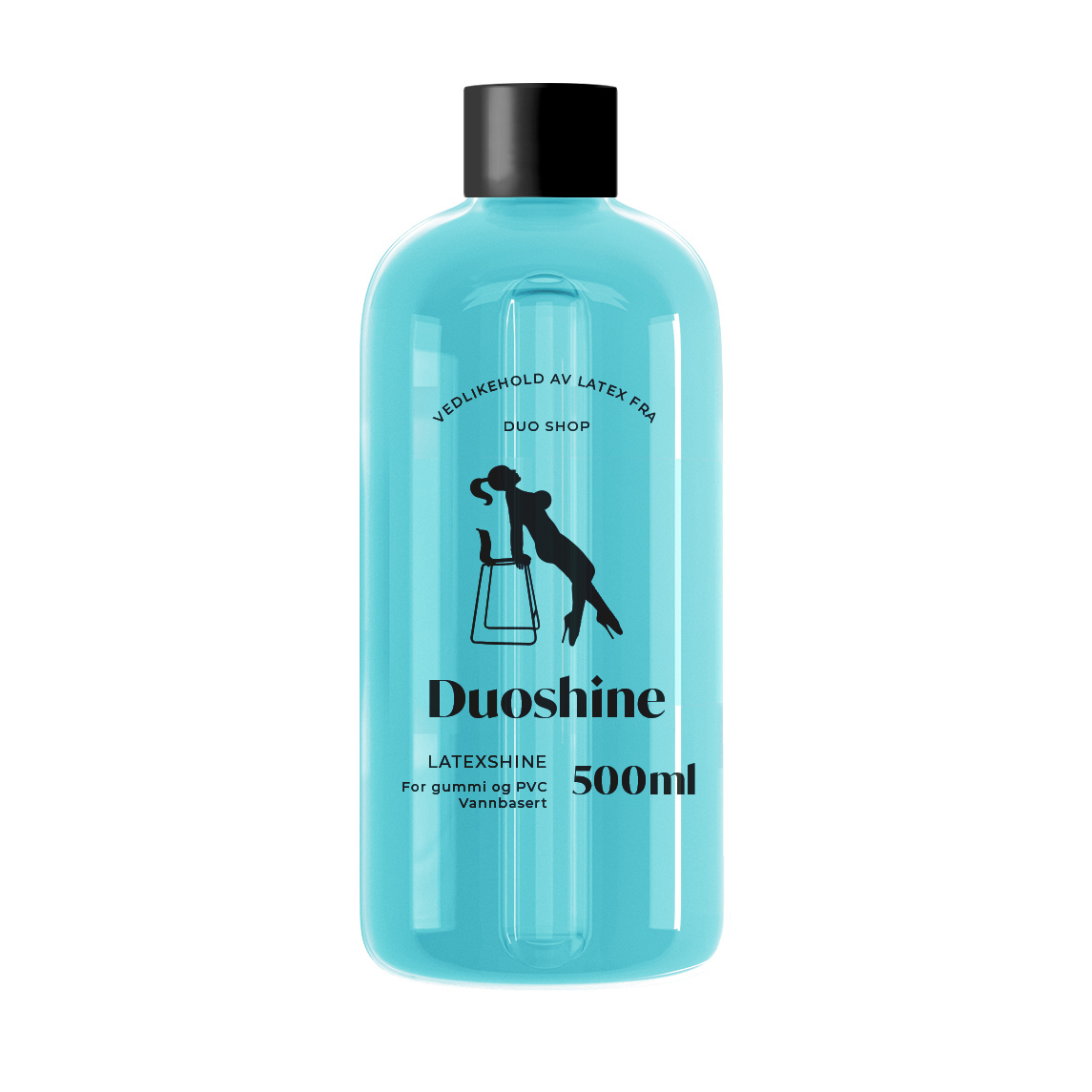 DuoShine Vannbasert Latexshine 500ml