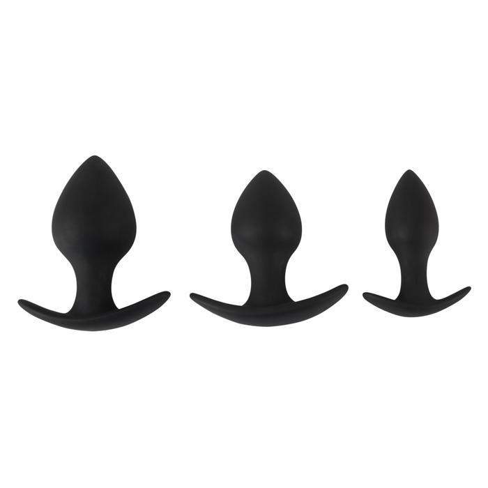 BlackVelvets Buttplug Sett