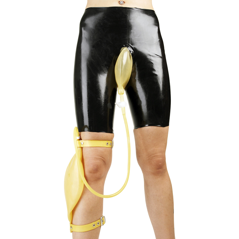 Latex Water Sports Shorts