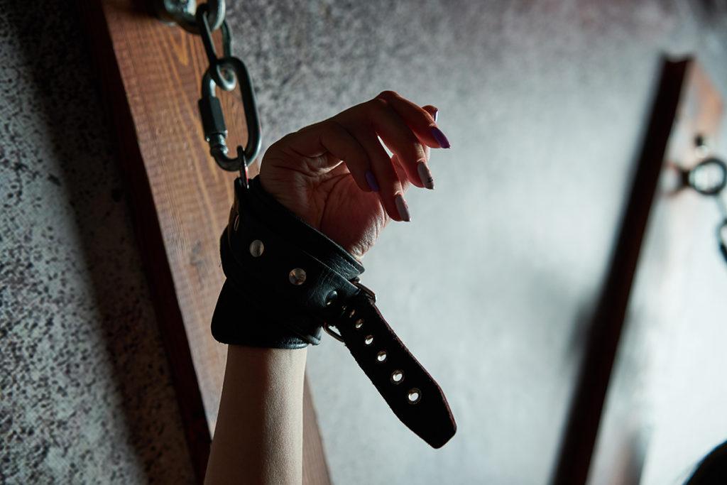BDSM guide for nybegynnere