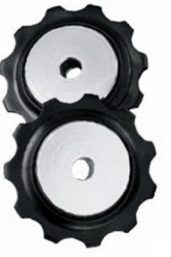 SRAM Pulley wheels 9.0 SL - 9.0 - X.9  Standard bearings Fits:9.0 SL - 9.0 - X.9 (MY04) (3x9