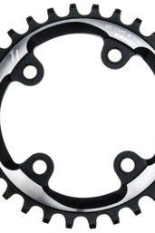 SRAM Chainring Ø76 mm Singlespeed 30T 4  holes Arctic grey, Aluminium, Round, 1x11