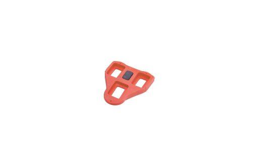 BBB RoadClip BPD-02A Cleats Rød, 4.5 grader, RoadDynamic, Look
