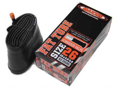"""Maxxis Fatbike Bil 26"""" Slange 26"""" x 3.80/5.0, 421gr, 1.0mm"""