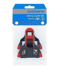 Cleats SM-SH10 fast Fast, 0 grader bevegelse