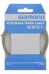 Bremsewire MTB rustfri 1stk, 1,6x2050mm