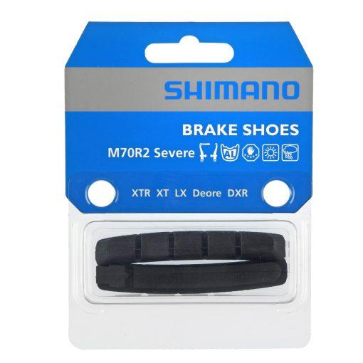 Bremsekloss XTR Marathon 70mm cartridge pads