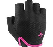 BG GRAIL GLOVE SF WMN BLK/PNK XL