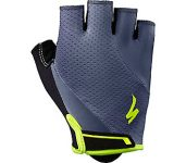 BG GEL GLOVE SF WMN CARBGRY/NEON YEL XL