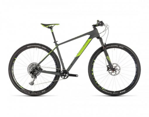 Cube Reaction Eagle Race grey n green 19""