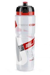 Flaske Maxicorsa 1000ml Klar med rød logo