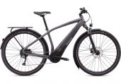 Specialized Turbo Vado 3.0 Charcoal / Black / Liquid Silve XL