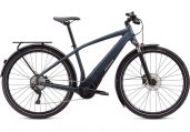 Specialized Turbo Vado 4.0 Carbon / Black / Liquid Silver M