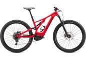 Turbo Levo Flo Red / Black M