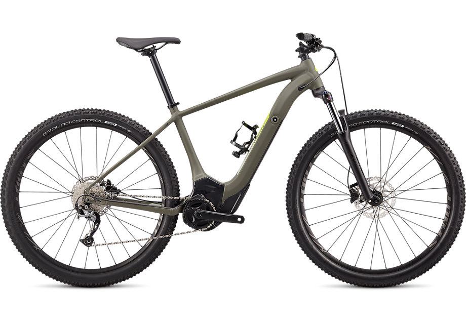 Specialized Turbo Levo Hardtail Oak Green/Spruce Hyper XS
