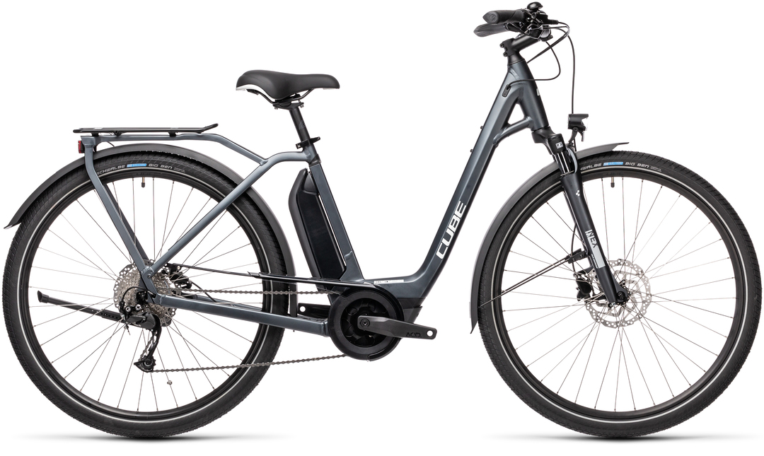 Cube Town Sport Hybrid ONE 400 S