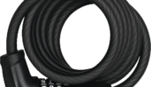 ABUS Spirallås 5510 Numero Combo 5510C/180/10 black
