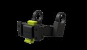 Basil KlickFix Styrefeste Justerbar 3 lengder, ø22-31.8mm styre