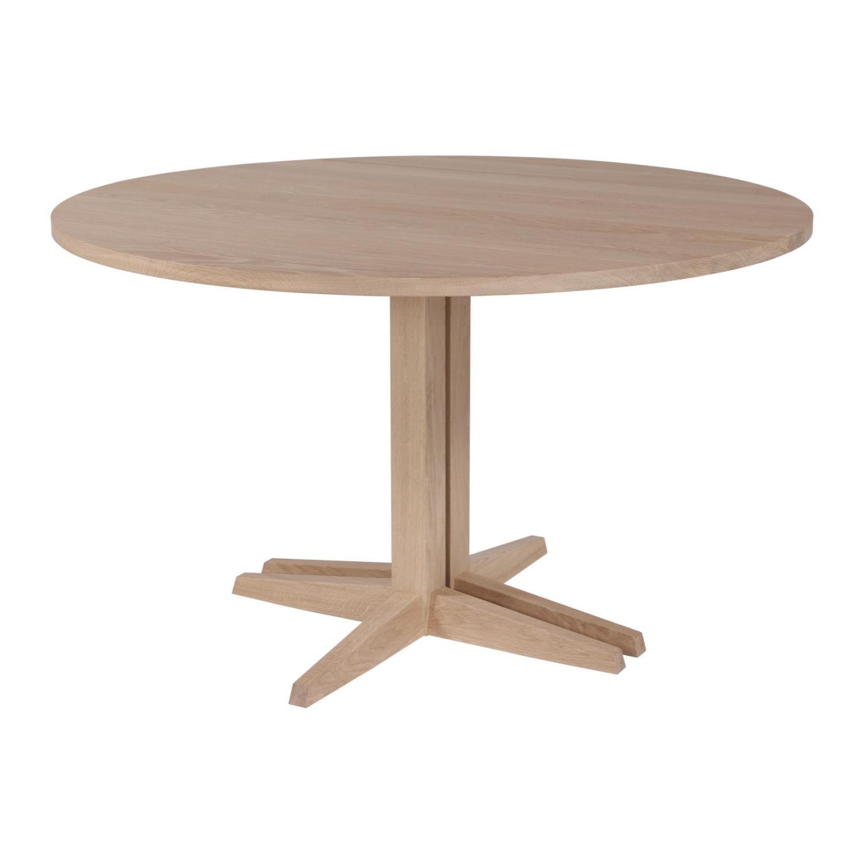 Engø   Rundt spisebord m/uttrekk