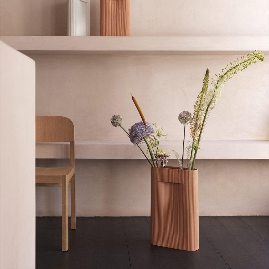 Muuto | Ridge vase stor